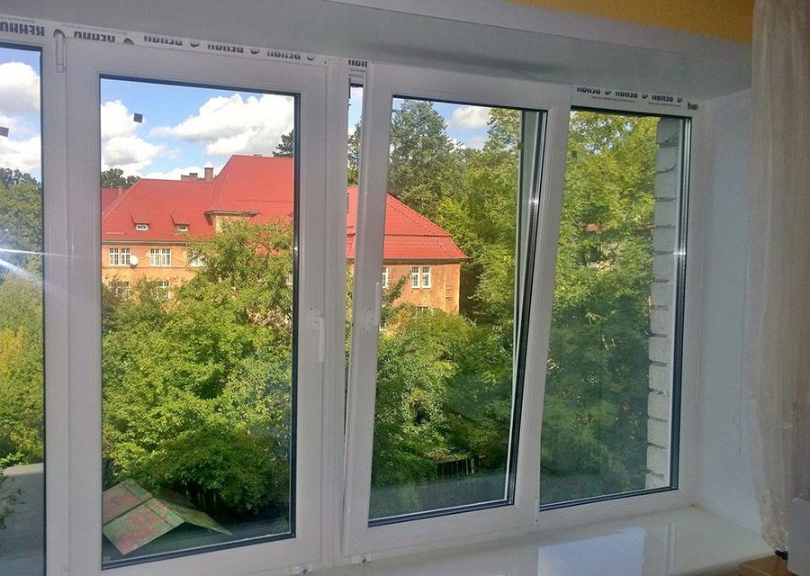 Окно с проветриванием