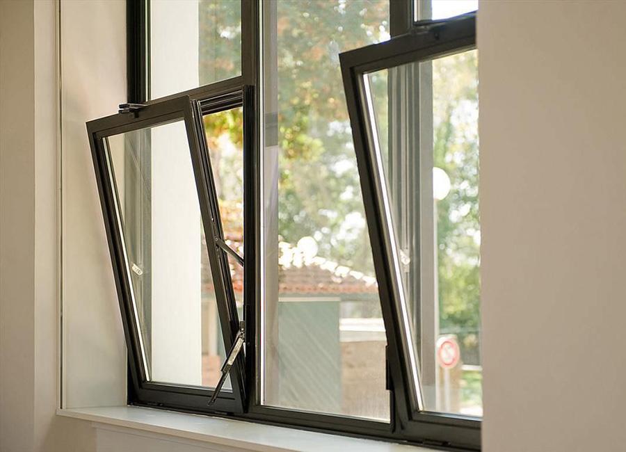 Алюминиевые окна в Солнечногорске